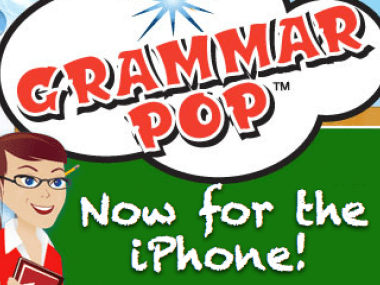Grammar Pop iPhone