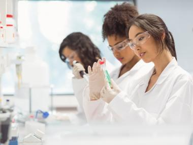 How Do We Encourage More Women in STEM?
