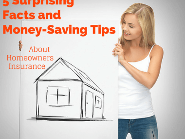 5 Surprising Facts (and Money-Saving Tips) About Homeowners Insurance