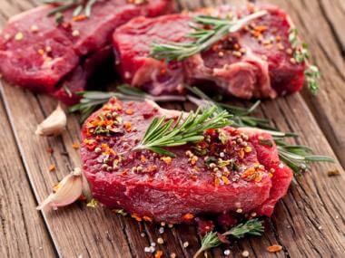 does eating meat cause pms?