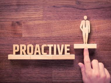 4 Ways to Be More Proactive