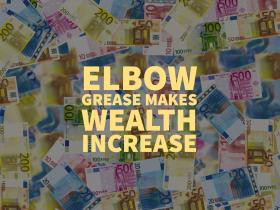 what is elbow grease