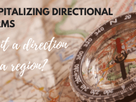 capitalize directions